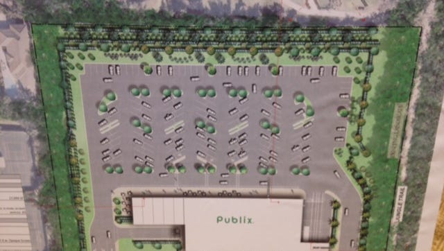 Publix is planning a xx-sqaure-foot supermarket on about 7 acres on Wabasso Road in Orchid.
