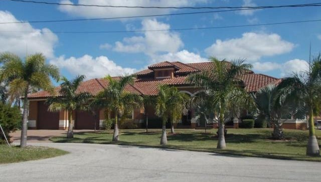 This home at 107 SW 57th St., Cape Coral, recently sold for $1,527,500.