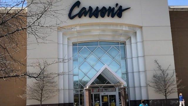 Carson's department store in Livonia has begun a liquidation sale.