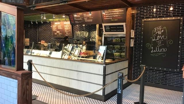 Grassroots Salad Co. is open at 607 N. Water St., on the first floor of the Chase Tower.