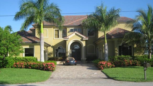 This home at  4402 SE 20th Ave., Cape Coral, recently sold for $1.55 million.