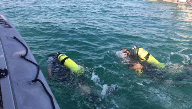 The Okaloosa County Sheriff's Office Dive Unit recovered the body of a Pensacola teenager on Sunday morning at Crab Island in Destin.