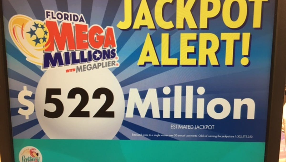 Mega Millions 522 Million Jackpot Check Your Numbers Here