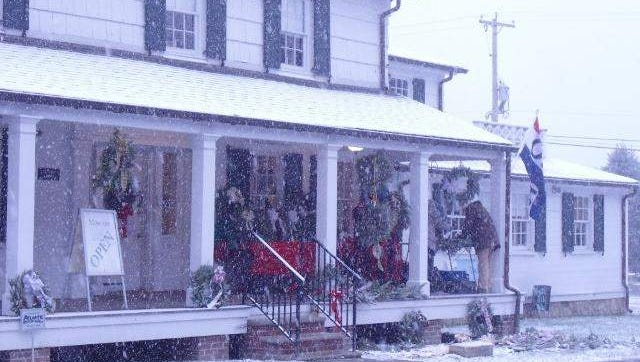 Holiday Time at the Township of Ocean Historical Museum