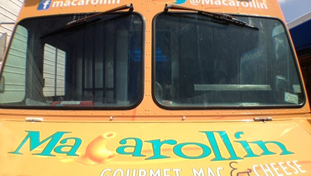 Rochester-based food truck Macarollin will be featured on QVC sometime in September.