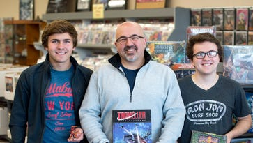 Knight's Comics and Games finds its niche in Henderson