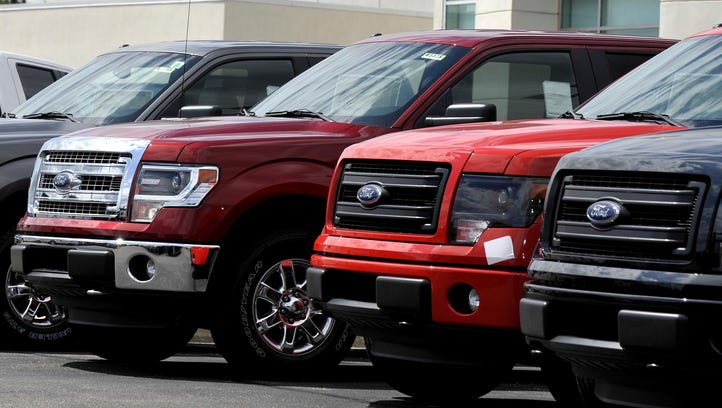 Glut of off-lease SUVs may slow new-vehicle sales