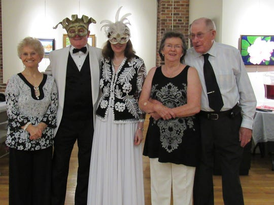 USA Dance holds a Charity Ball that benefits the Tallahassee Senior Center on June 15.