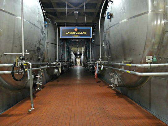 Following a master brewer for a day at Northern Colorado's