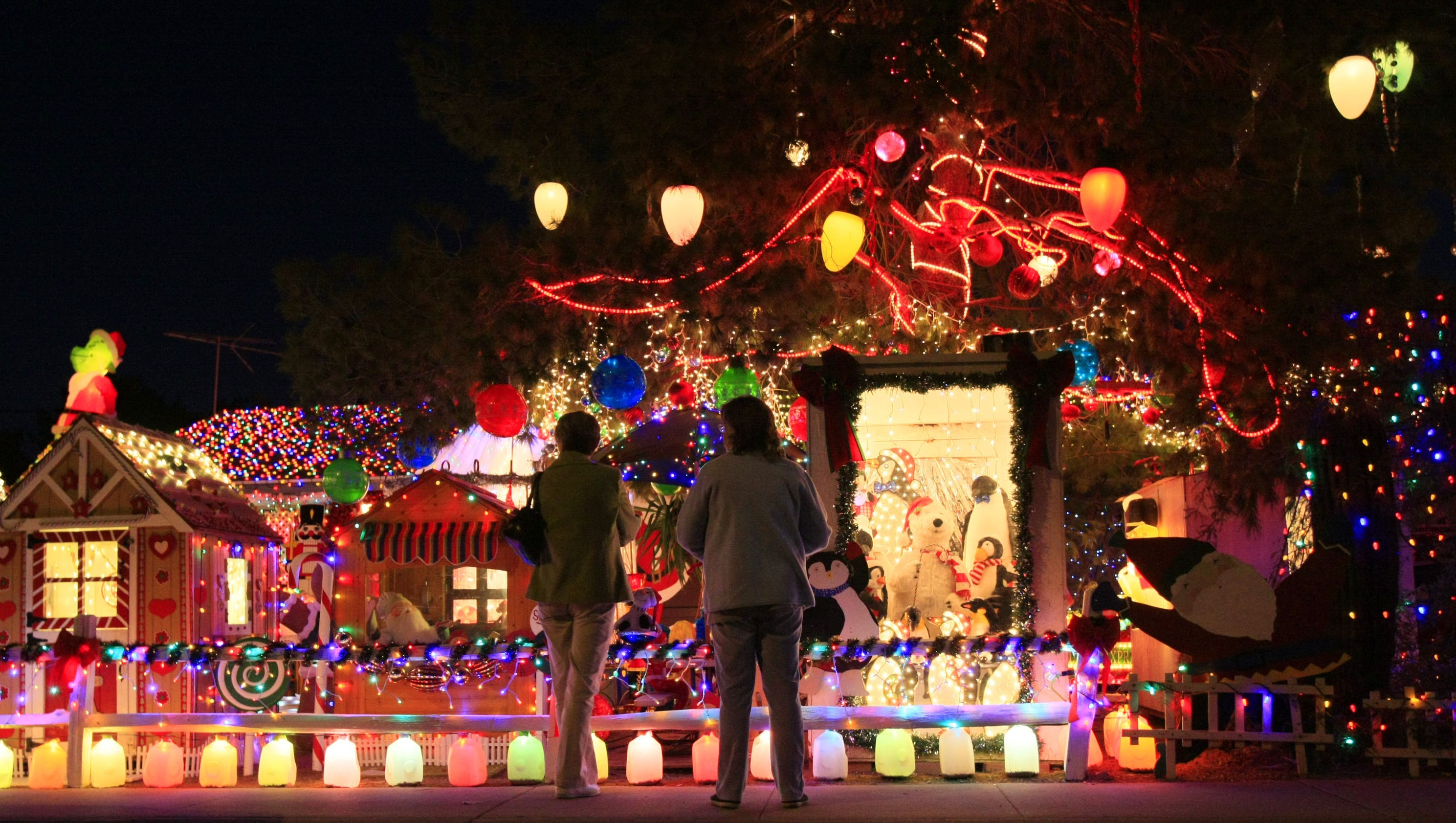 Azcentral Christmas Lights Map 2020 | Gsutum.christmastheme2020.info
