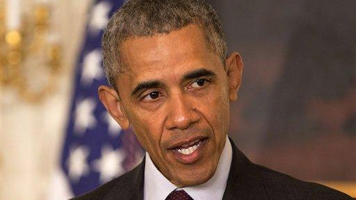 President Barack Obama has higher approval ratings than any of the presidential hopefuls.