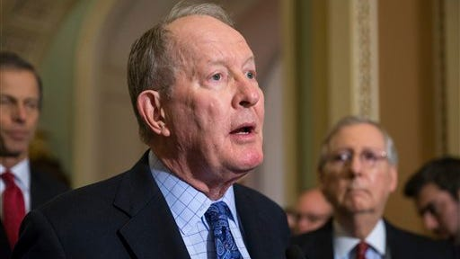 Sen. Lamar Alexander, R-Tenn., is the lasted Tennessee Republican to rebuke GOP presidential nominee Donald Trump. Most have criticized Trump's comments, where he appears to condone sexual assault, but have not withdrawn their support.