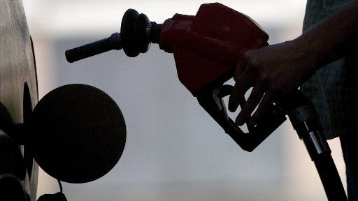Several gas stations on the west side of Michigan were selling gasoline for $2.15 a gallon as of Monday, Dec. 15, 2014, according to GasBuddy.com.
