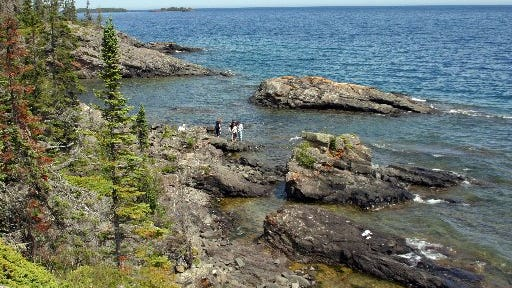 Isle Royale is Michigan's only national park.