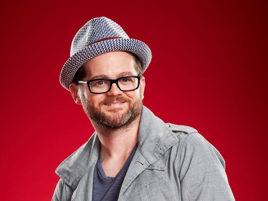 """Josh Kaufman is aiming for Top 5 status on """"The Voice."""""""