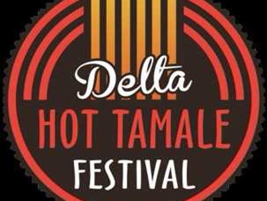 Logo for Delta Hot Tamale Festival