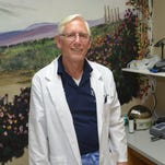 Dr. Richard Krubel is an emergency physician with Palm Bay Urgent Care.