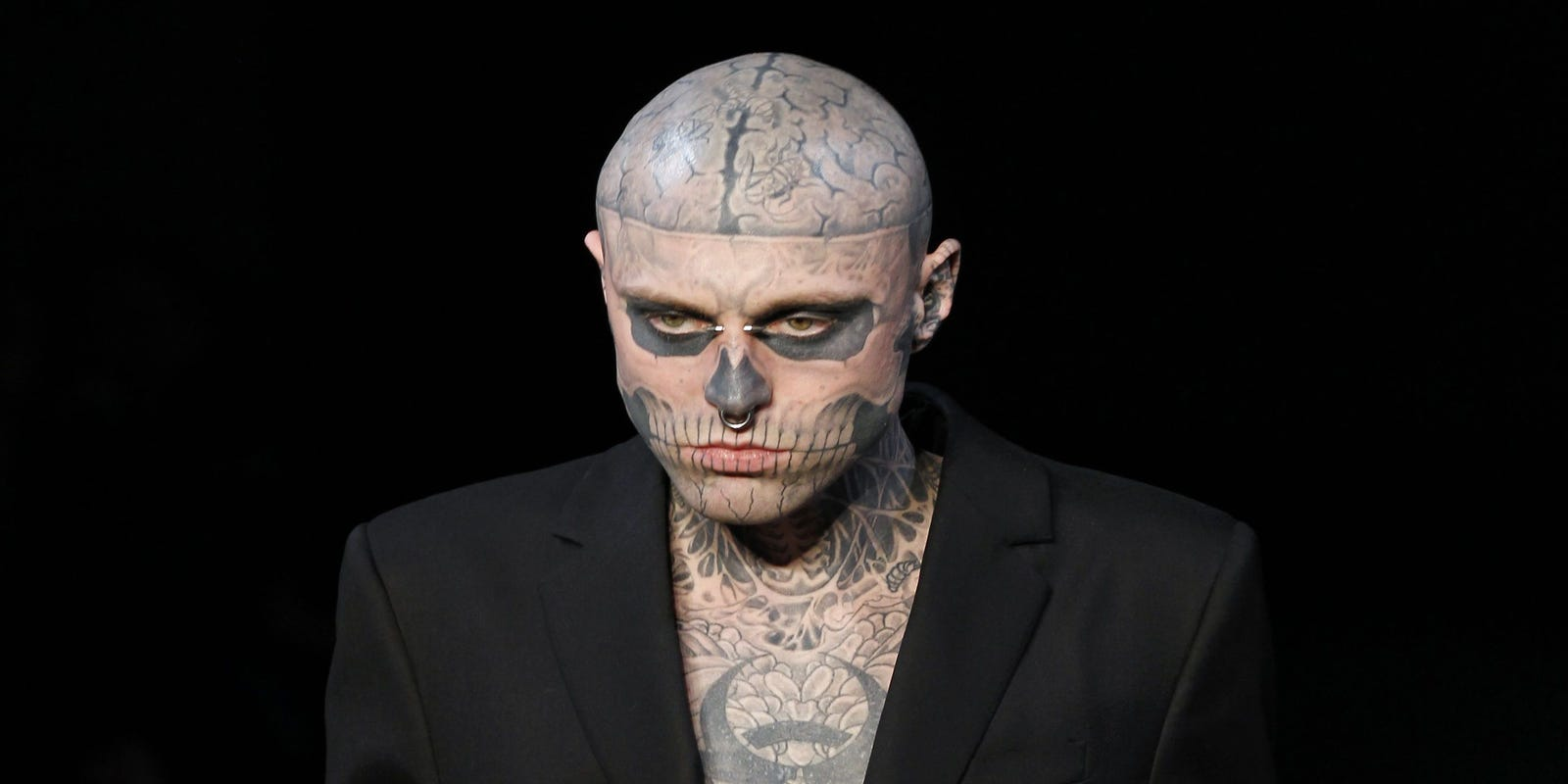Lady Gaga sorry for calling Rick 'Zombie Boy' Genest's death a suicide