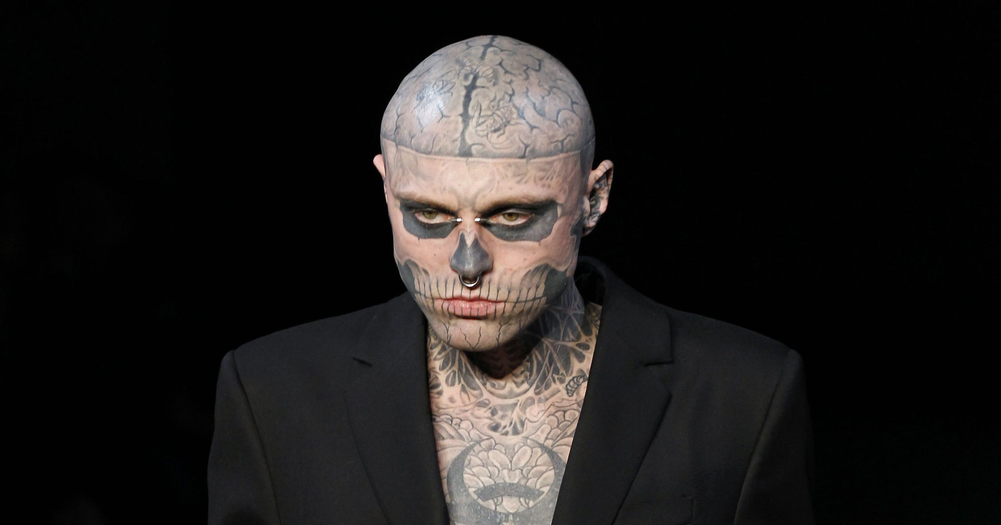 40876389b963e8 Lady Gaga sorry for calling Rick  Zombie Boy  Genest s death a suicide