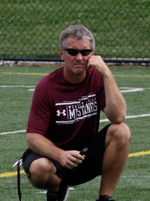Western Hills High School football coach Paul Jenne has been told his colorectal cancer is treatable.