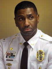 Marvin Mailey Jr. was named Dover's 14th chief of police