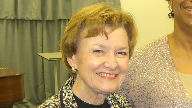 Sandra McCalla will retire from Captain Shreve.