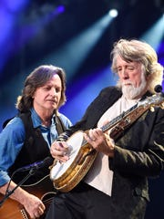 The Nitty Gritty Dirt Band performs at the 2016 CMA