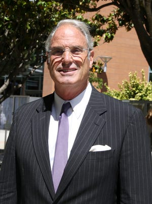 Monterey County Public Defender Jim Egar is resigning after serving in the position for ten years.