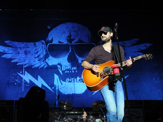 Headliner Eric Church will return to this year's Country USA stage June 26 at Ford Festival Park in Oshkosh.