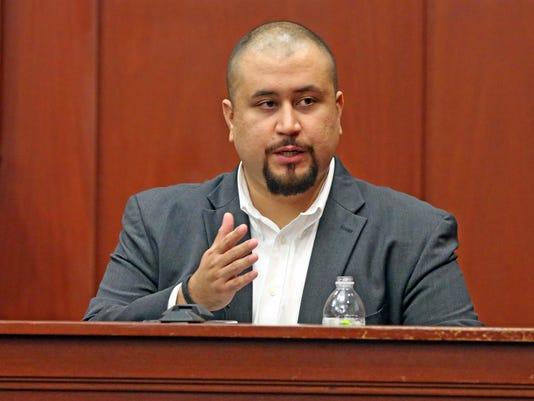 George Zimmerman AP