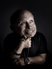 Actor Verne Troyer started his Hollywood career as a stuntman.