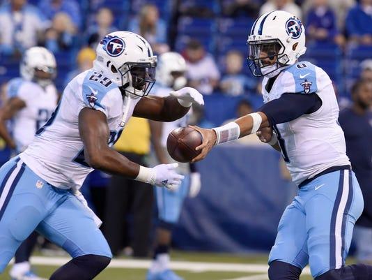 NAS-Titans v Colts