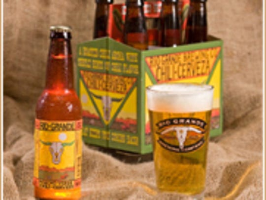 New Mexico's Sierra Blanca Brewing won a gold medal with their Pancho Verde Cerveza.