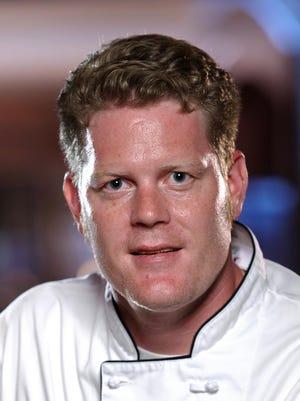 Chef Daniel Frier of The Veranda