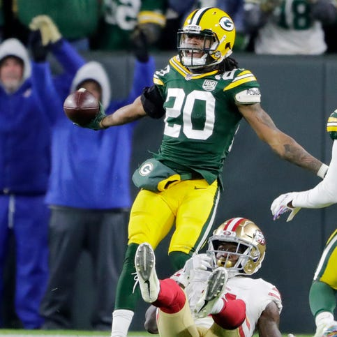 Clubhouse Live with Packers' Josh Jones, Kevin King
