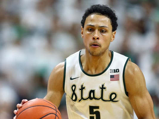 NCAA Basketball: Florida at Michigan State