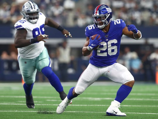 Giants fall to Cowboys: Winners, losers and those in between