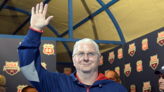 Hall of Fame swim coach Bob Bowman is perhaps the most accomplished coach ever hired at Arizona State.