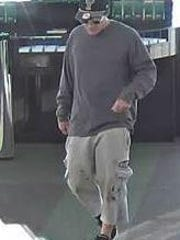 Police asked the public for help identifying the man, who allegedly robbed a TD Bank Friday.