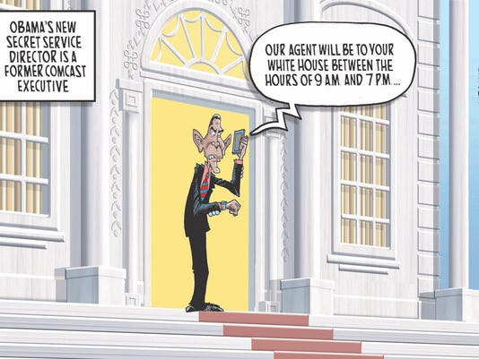 Obama's new Secret Service director