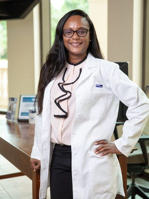 Tanishia Henderson is a Managed Care Pharmacist for Health First.
