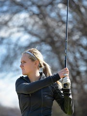 St. Cloud Apollo standout senior golfer Nikki Torgerson