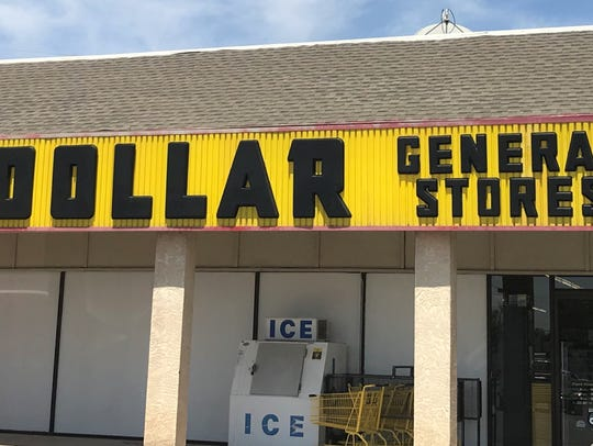 Dollar General, 3240 Sherwood Way, is scheduled to