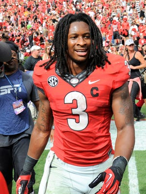 George running back Todd Gurley has been suspended indefinitely while the school investigates reports he was paid for signing autographs.