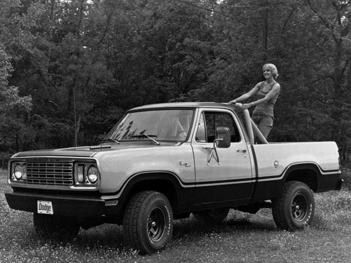 Hs Dg on 1977 Dodge Power Wagon Macho