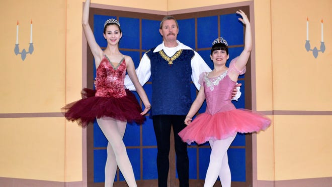THE NUTCRACKER BALLET will perform Friday and Saturday at the Fine Arts at Western New Mexico University.