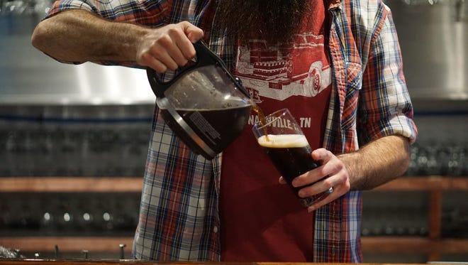 Coffee Drewcifer at TailGate Beer.