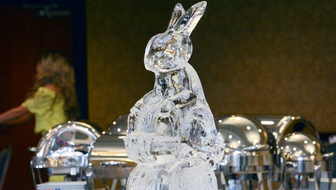 We can't promise you an ice sculpture of a bunny, but we can give you the scoop on menus, times and prices for Easter brunch and/or dinner service at dozens of restaurants in Ventura County and beyond.