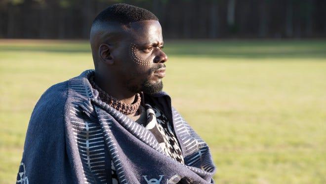 """Daniel Kaluuya stars in """"Black Panther."""""""