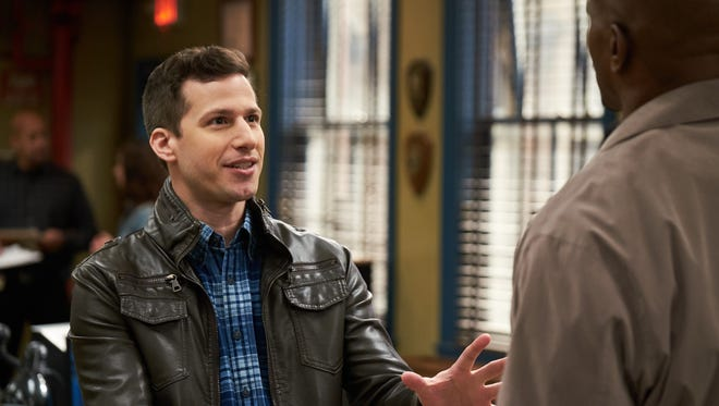 'Saturday Night Live' alum Andy Samberg, left, will be back on familiar terrain when 'Brooklyn Nine-Nine,' canceled by Fox, moves to NBC for the 2018-19 TV season.